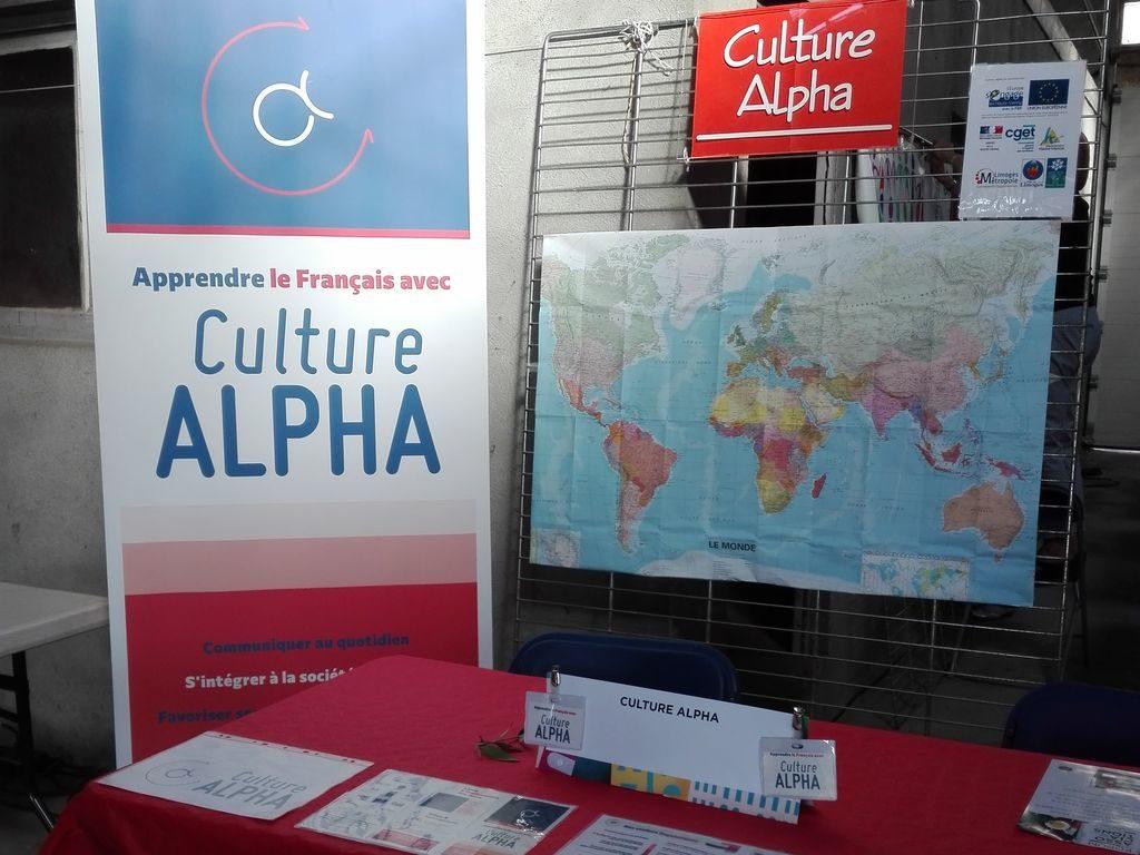 Association Culture Alpha