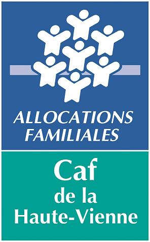 Logo Caisse Allocations Familiales Haute-Vienne