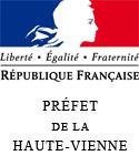 Logo Préfet de la Haute-Vienne